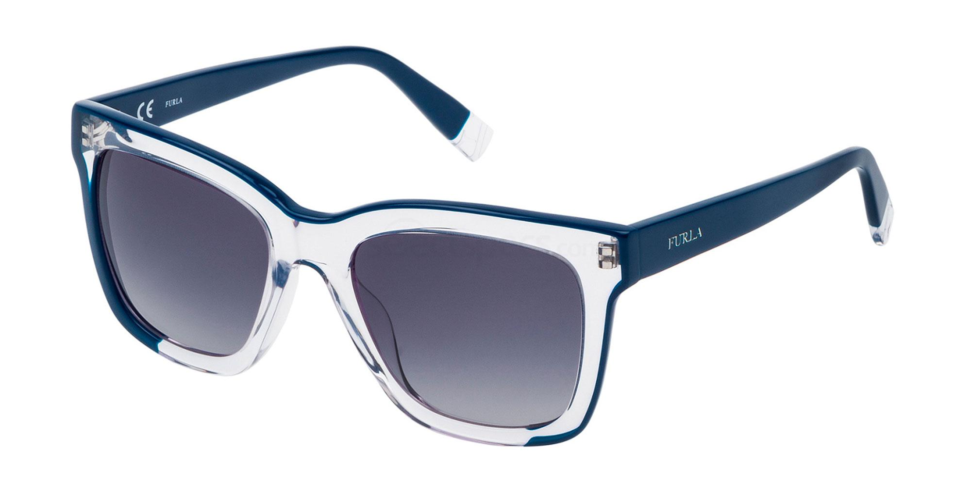 0D82 SFU069 Sunglasses, Furla