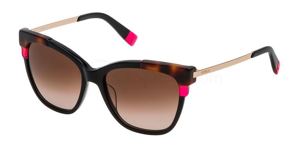 0700 SFU148 Sunglasses, Furla
