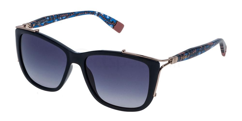 03GR SFU141 Sunglasses, Furla