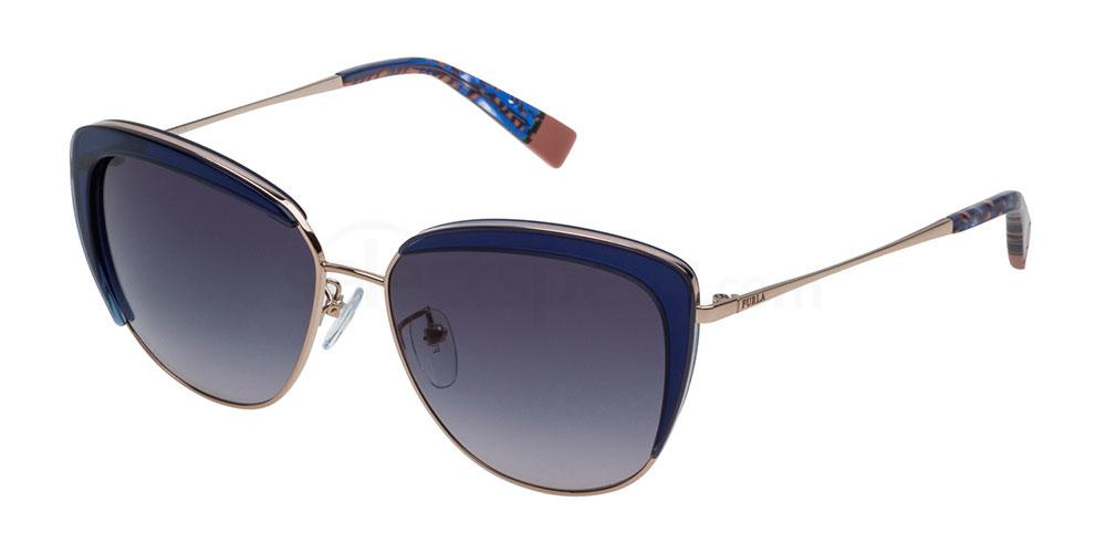 0594 SFU142 Sunglasses, Furla