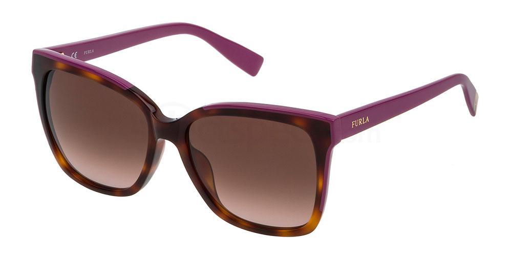 0752 SFU135 Sunglasses, Furla