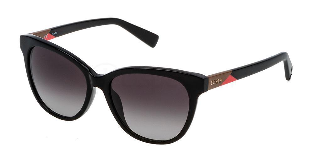 0700 SFU137 Sunglasses, Furla