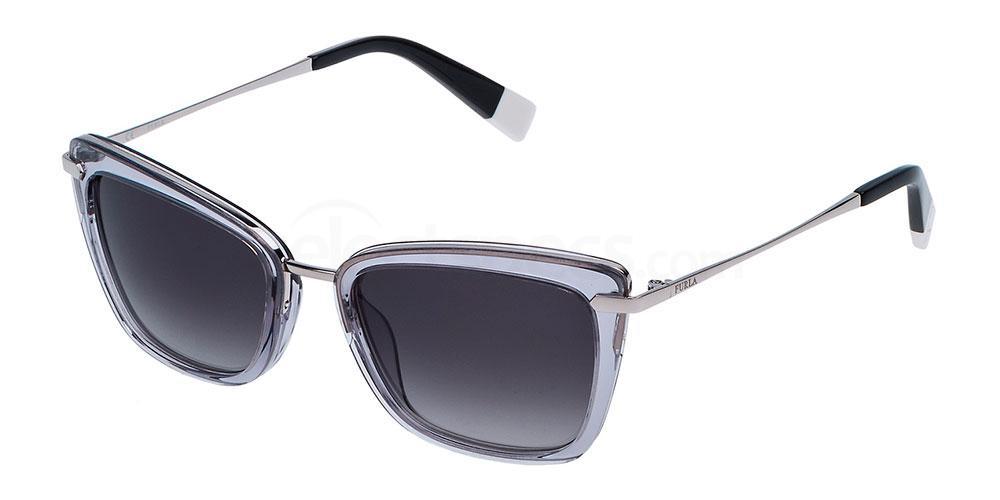 0819 SFU143 Sunglasses, Furla