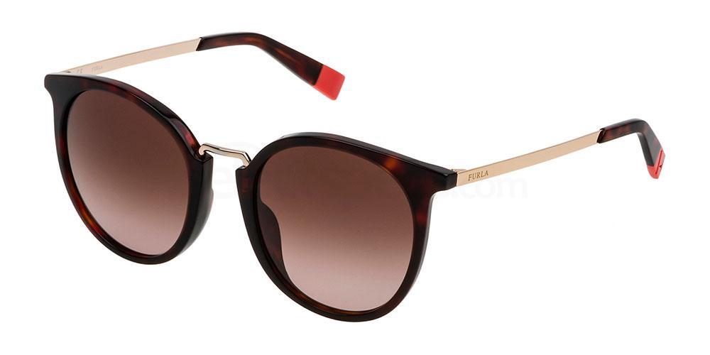 722Y SFU147 Sunglasses, Furla