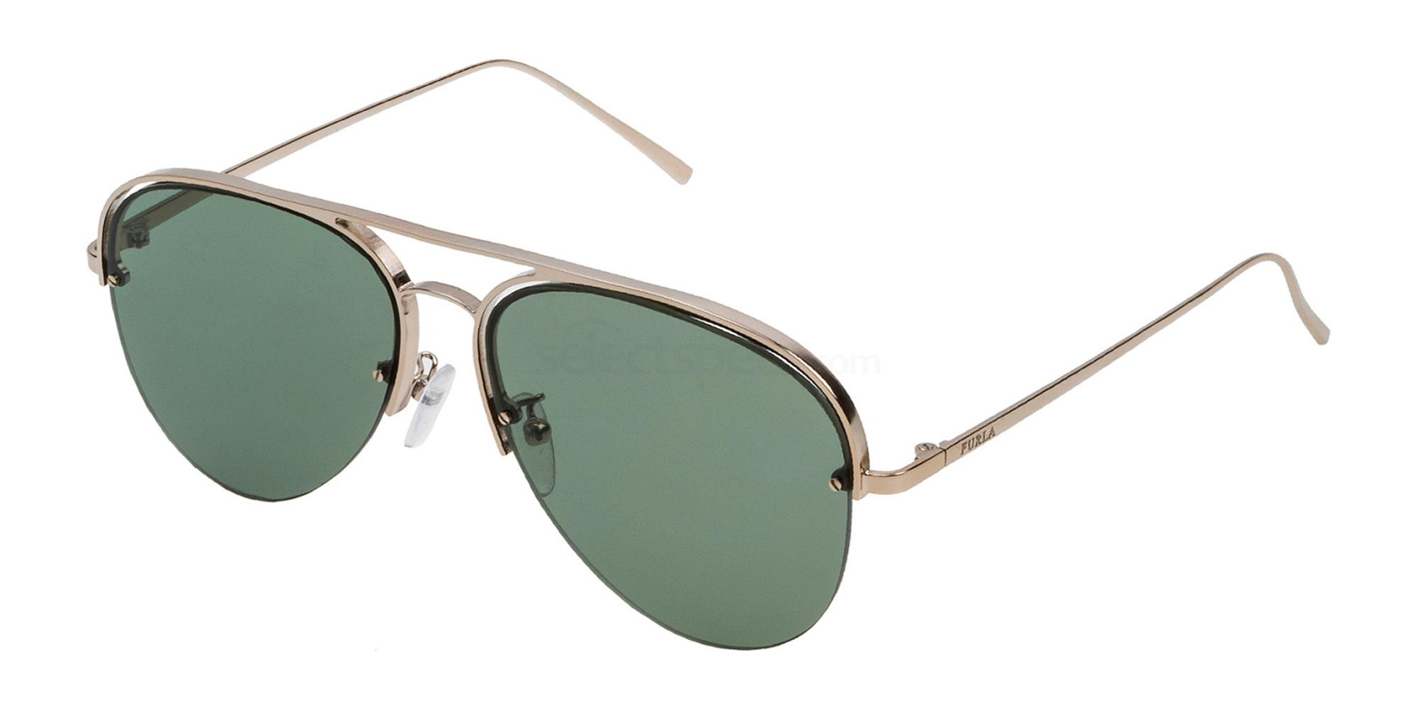 08FF SFU177 Sunglasses, Furla