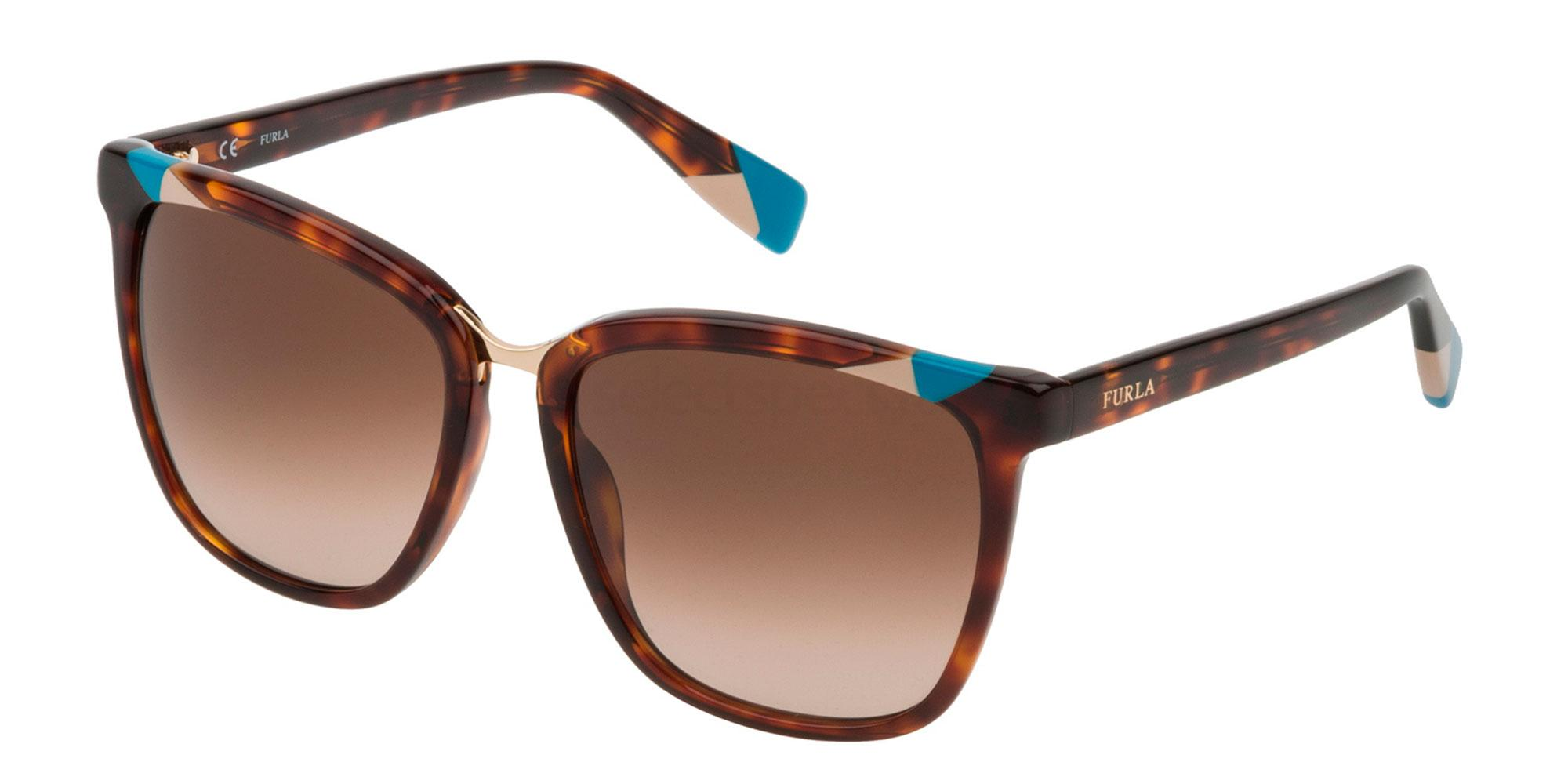 0714 SFU230 Sunglasses, Furla
