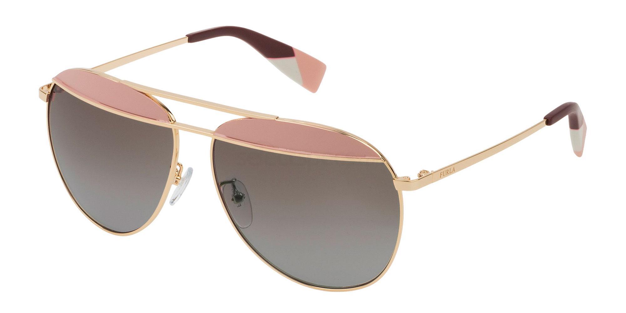 0323 SFU236 Sunglasses, Furla