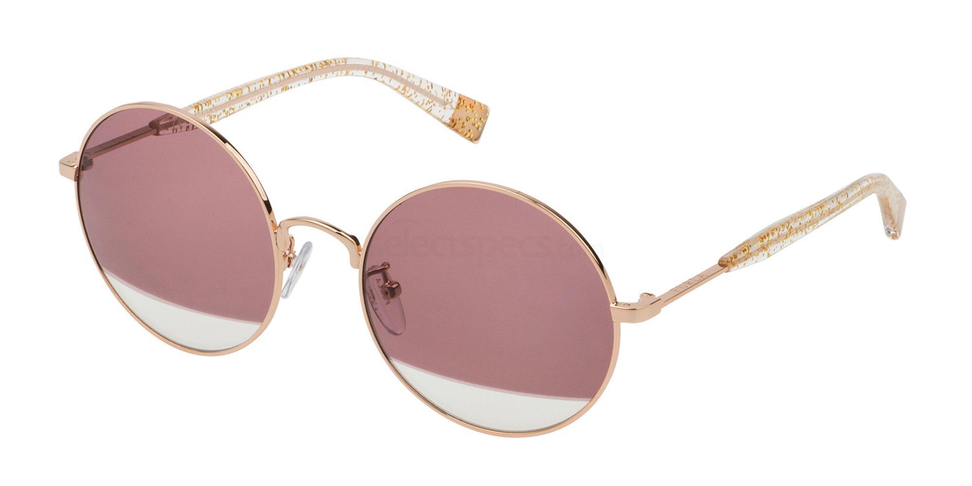 split lens sunglasses Furla SFU235