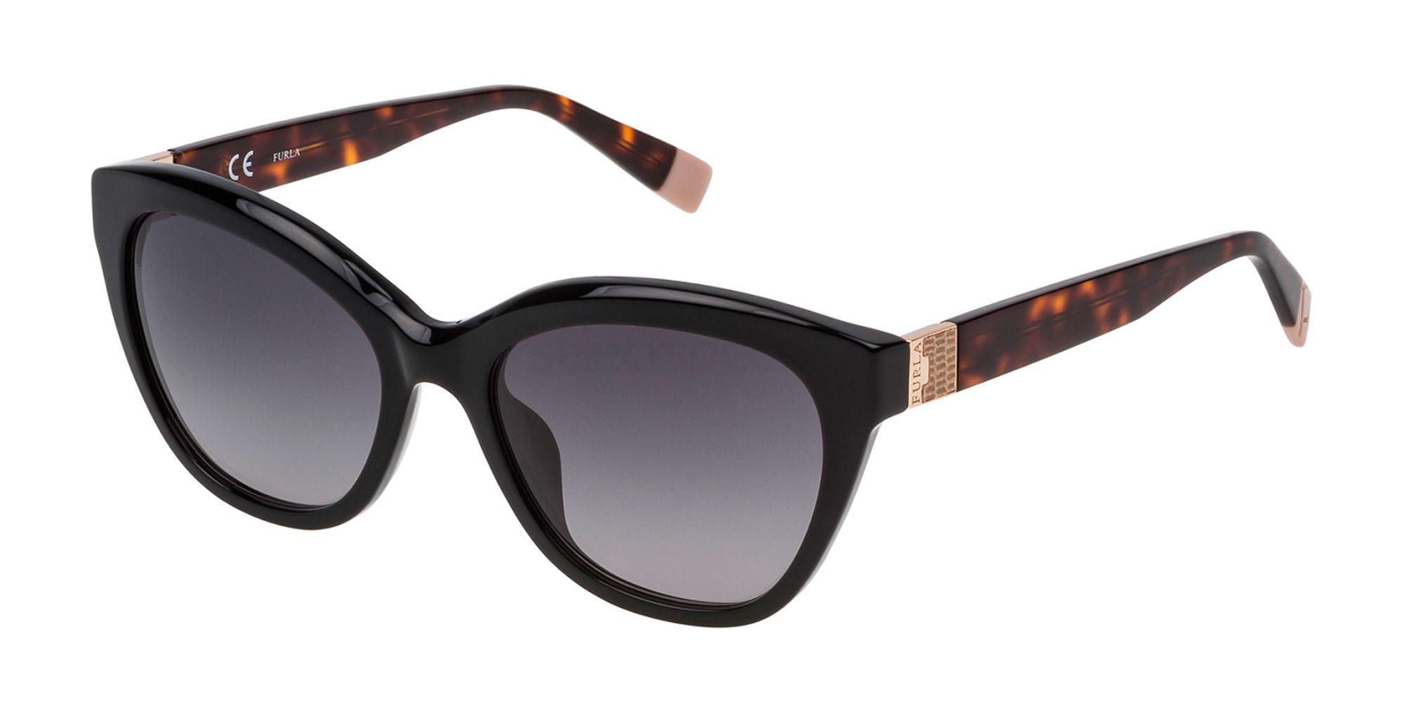 0700 SFU040 Sunglasses, Furla