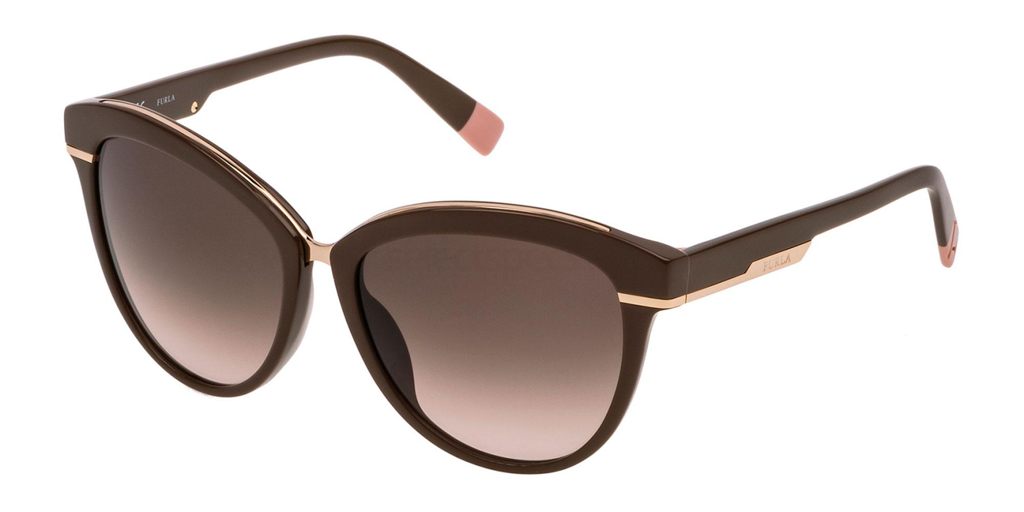 06XK SFU140 Sunglasses, Furla