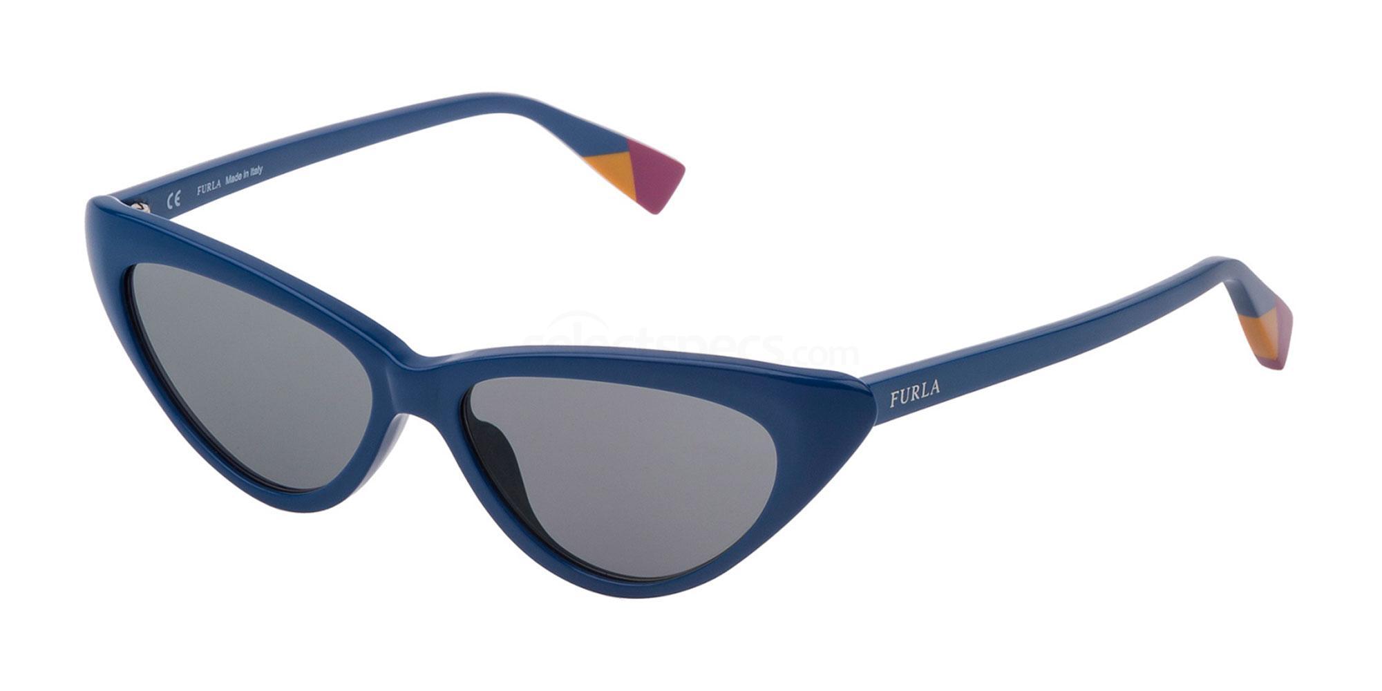 0D45 SFU283N Sunglasses, Furla