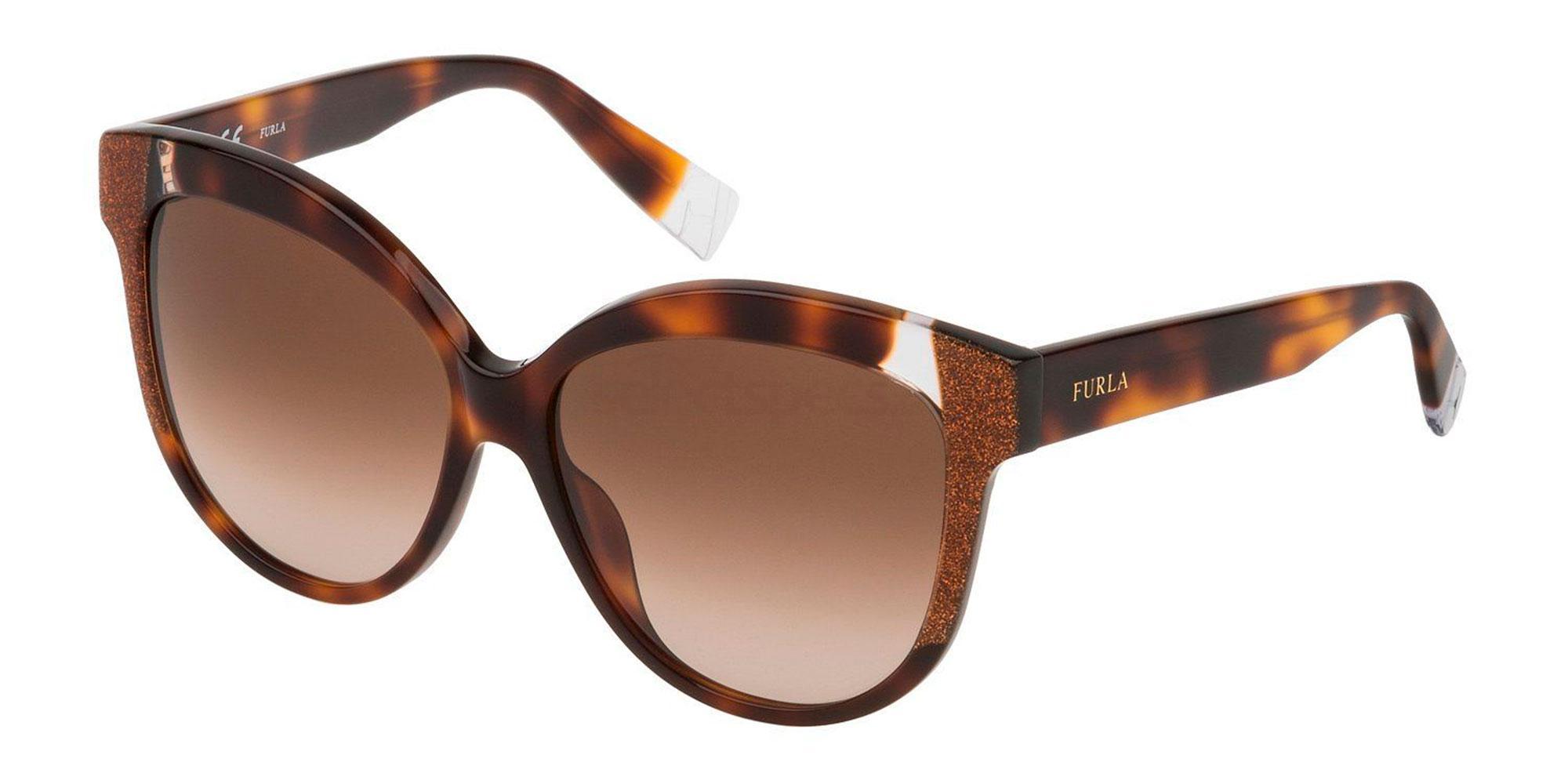 0752 SFU241 Sunglasses, Furla