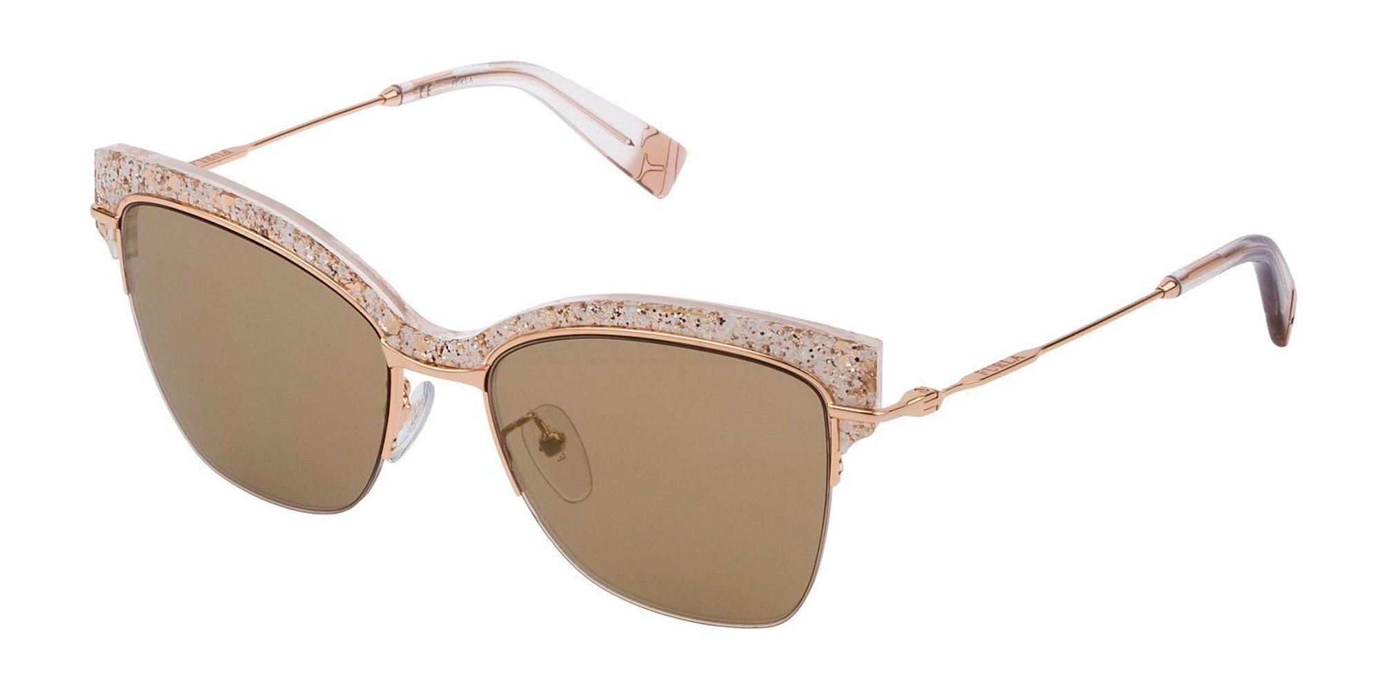 300G SFU312 Sunglasses, Furla