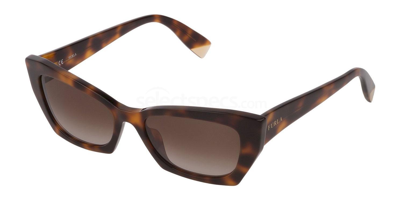 01AY SFU334 Sunglasses, Furla