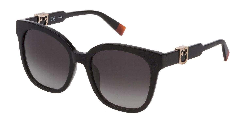 0700 SFU338 Sunglasses, Furla