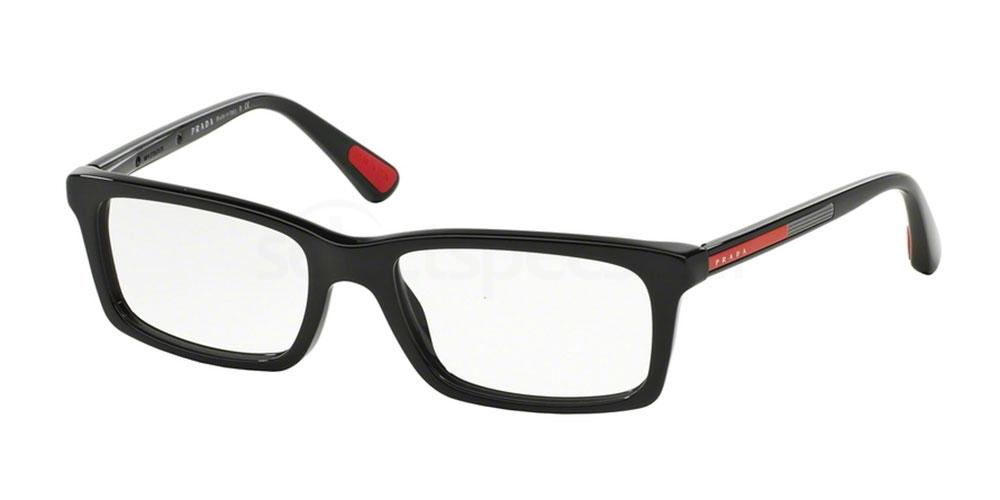 1AB1O1 PS 02CV (1/2) Glasses, Prada Linea Rossa