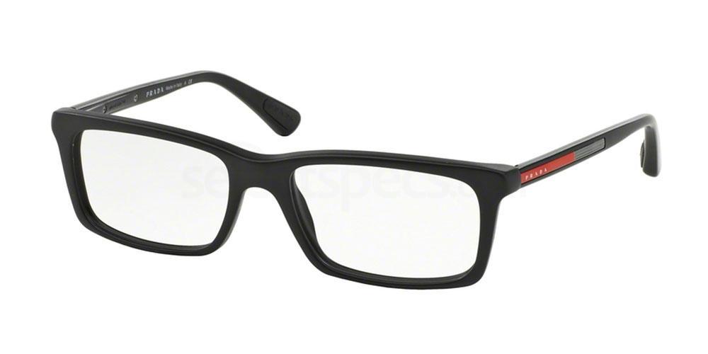 1BO1O1 PS 02CV (1/2) Glasses, Prada Linea Rossa