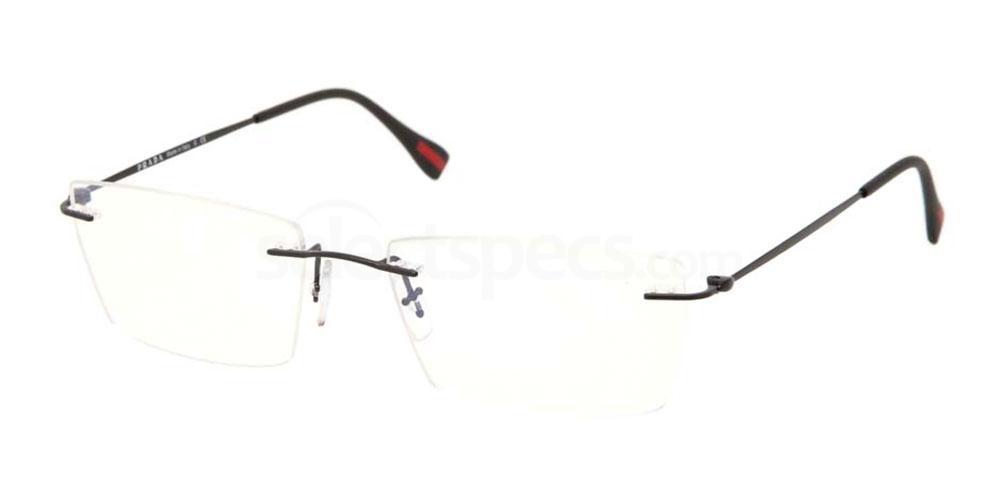 1BO1O1 PS 55EV Glasses, Prada Linea Rossa