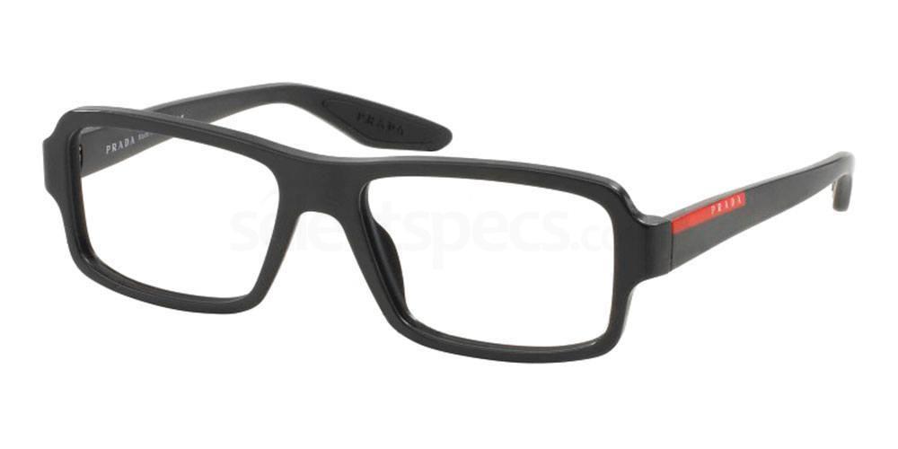 UB41O1 PS 01GV Glasses, Prada Linea Rossa