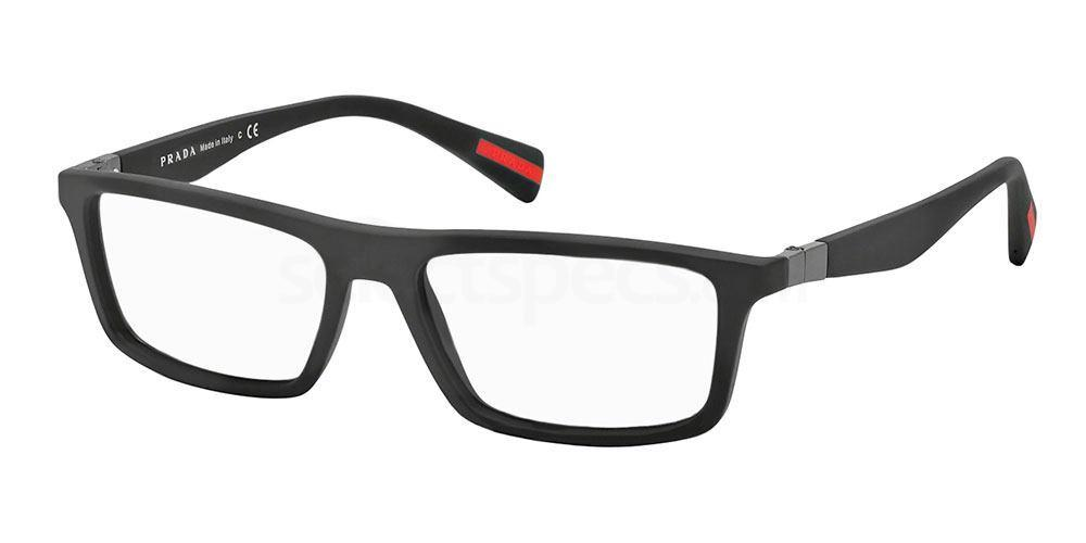 DG01O1 PS 02FV Glasses, Prada Linea Rossa