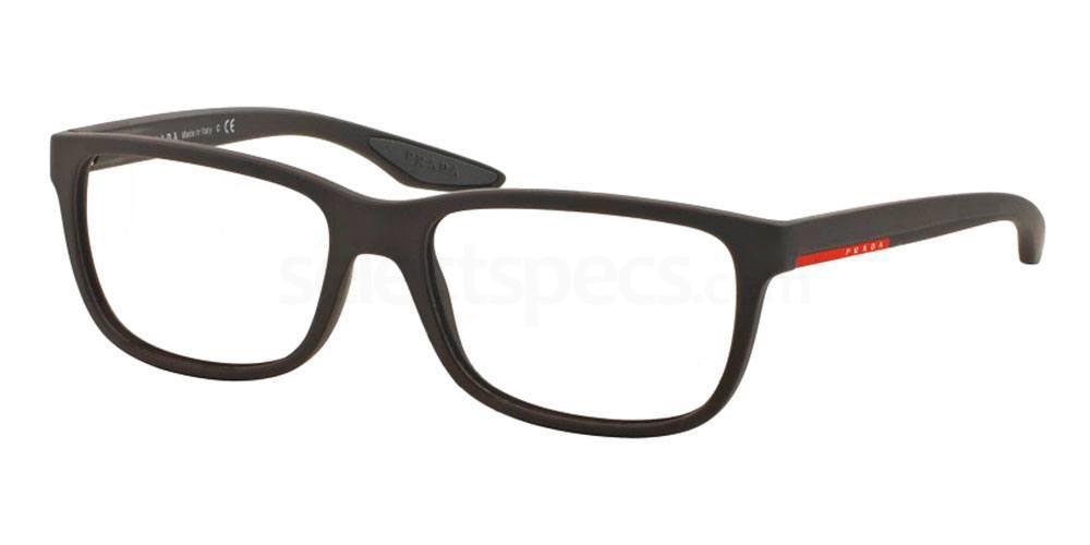 UB01O1 PS 02GV Glasses, Prada Linea Rossa