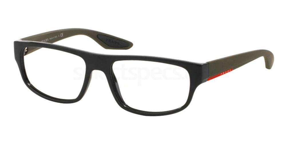 1AB1O1 PS 03GV Glasses, Prada Linea Rossa