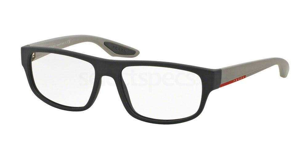 TFZ1O1 PS 03GV Glasses, Prada Linea Rossa