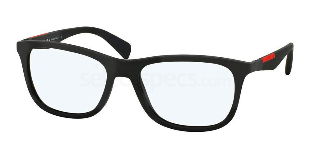DG01O1 PS 04FV Glasses, Prada Linea Rossa