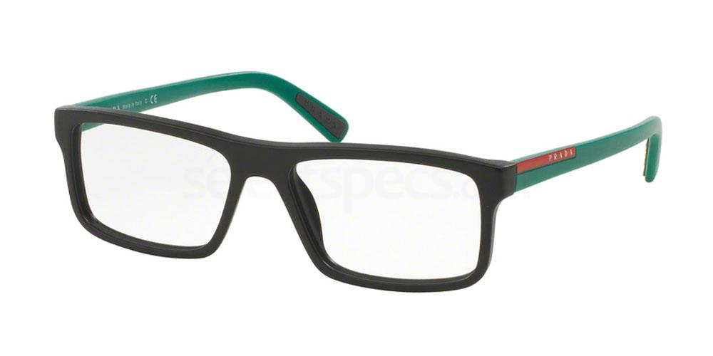UB31O1 PS 04GV Glasses, Prada Linea Rossa