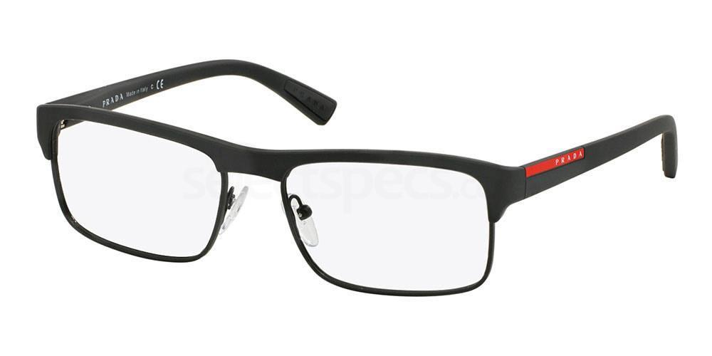 DG01O1 PS 06FV Glasses, Prada Linea Rossa