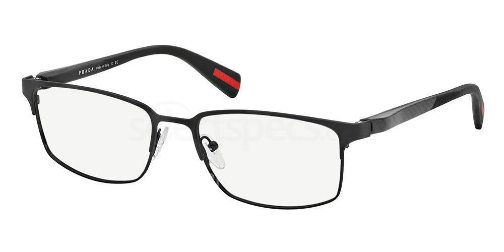 DG01O1 PS 50FV Glasses, Prada Linea Rossa