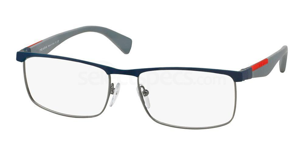 TWQ1O1 PS 54FV Glasses, Prada Linea Rossa