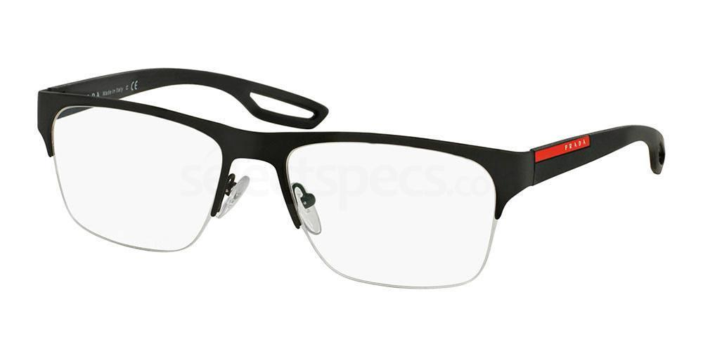 DG01O1 PS 55FV Glasses, Prada Linea Rossa