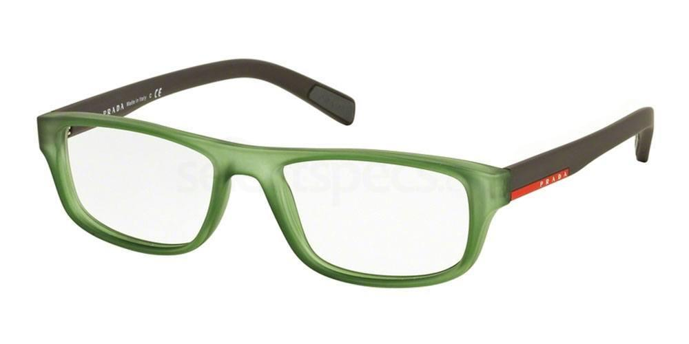 UFK1O1 PS 06GV Glasses, Prada Linea Rossa