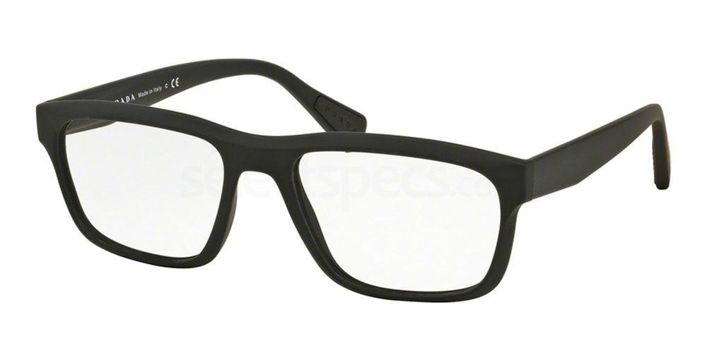 DG01O1 PS 07GV Glasses, Prada Linea Rossa