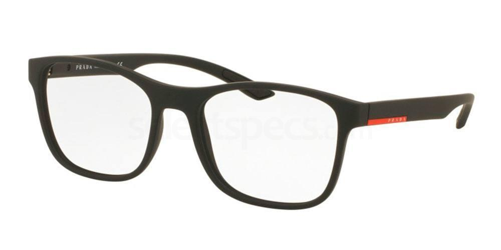 DG01O1 PS 08GV Glasses, Prada Linea Rossa