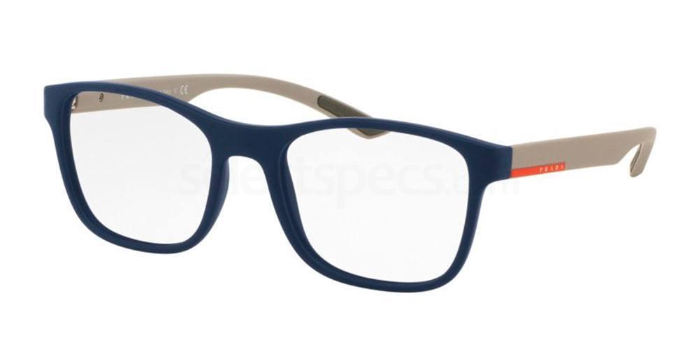 UR71O1 PS 08GV Glasses, Prada Linea Rossa