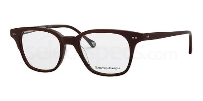 0ALA VZ3615M Glasses, Ermenegildo Zegna
