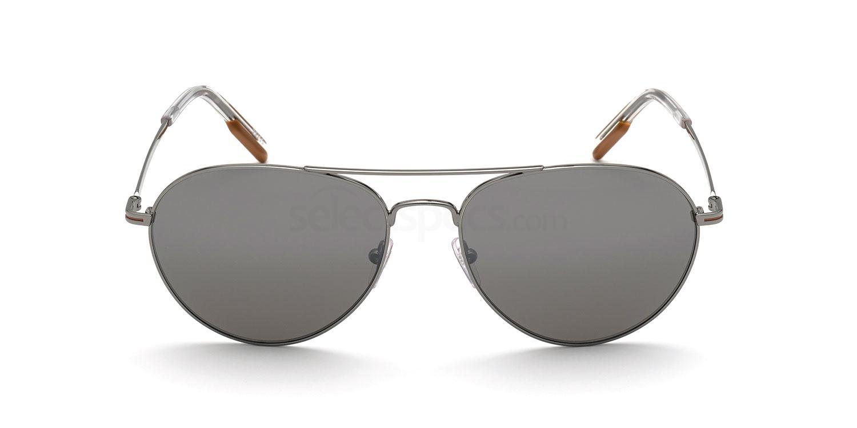 08C EZ0175 Sunglasses, Ermenegildo Zegna