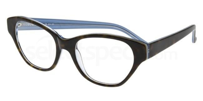 Tortoise Blue P045 Glasses, Booth & Bruce Design