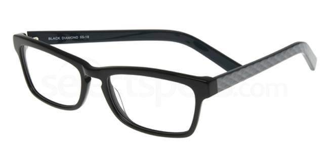 Black Diamond P047 Glasses, Booth & Bruce Design