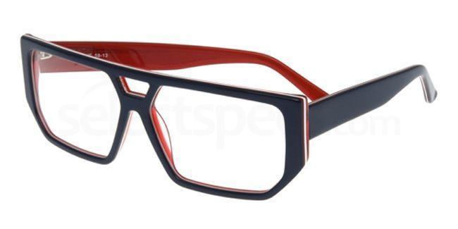 Mr Blue P048 Glasses, Booth & Bruce Design