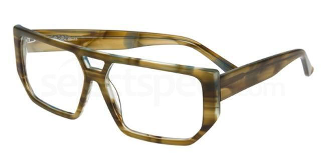 Sky Horn P048 Glasses, Booth & Bruce Design
