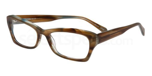 Sky Horn P053 Glasses, Booth & Bruce Design
