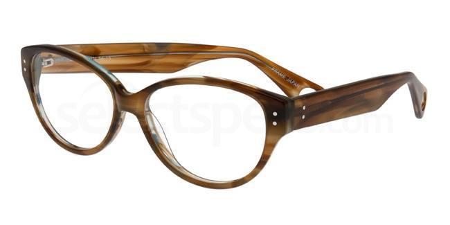 Sky Horn P055 Glasses, Booth & Bruce Design