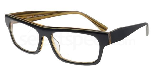 Black and Havana P024 Glasses, Booth & Bruce Design