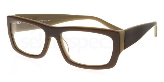 Wild Mushroom P027 Glasses, Booth & Bruce Design