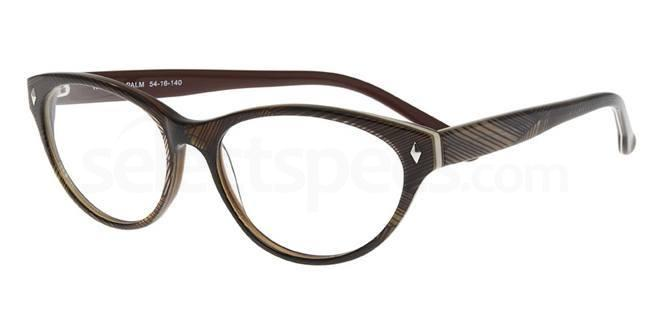 Winter Palm P030 Glasses, Booth & Bruce Design