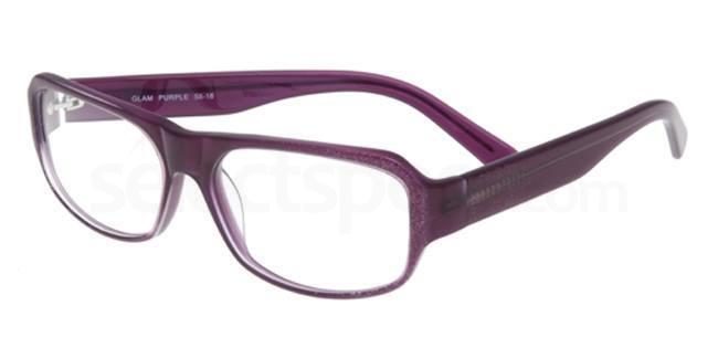 Glam Purple P035 Glasses, Booth & Bruce Design