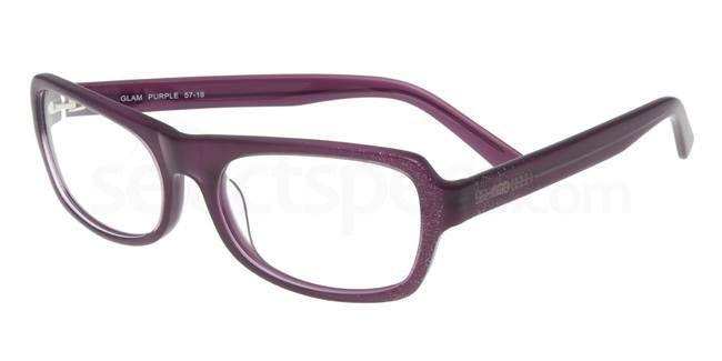 Glam Purple P036 Glasses, Booth & Bruce Design